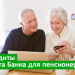 Подробные условия и ставки Почта Банка России по кредитам для пенсионеров